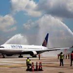 United Airlines inaugura oggi la nuova rotta Napoli-New York