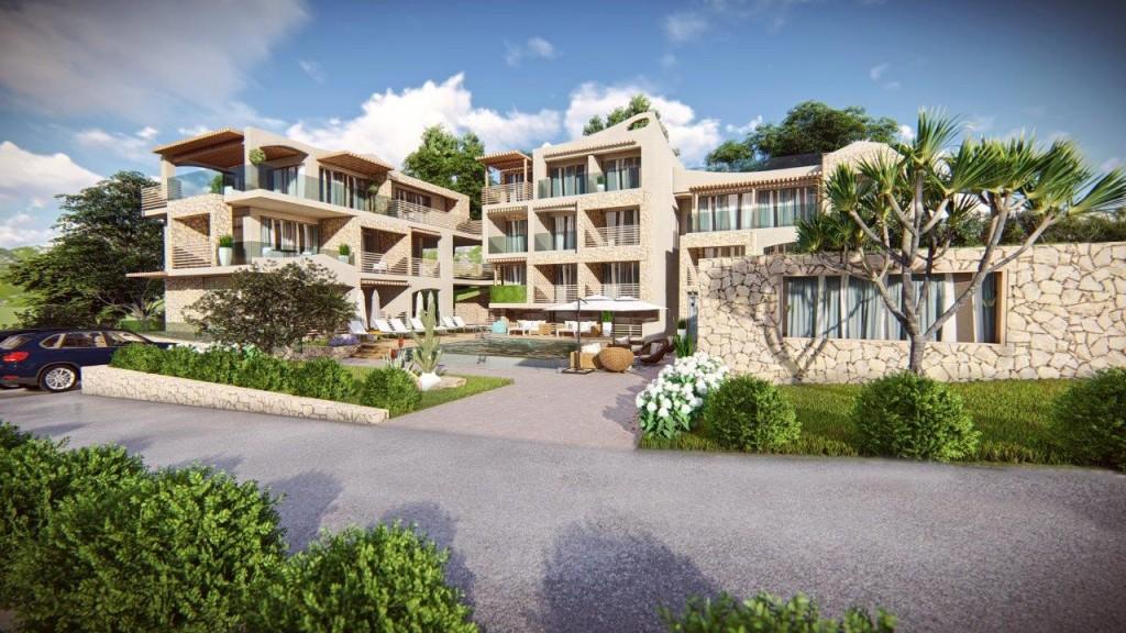 Boutique HotelsApre I Battenti Hotel Blu A Sandalia Il Luglio RcAq35L4j