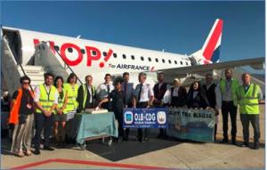 Air France, al via il collegamento estivo Olbia-Parigi
