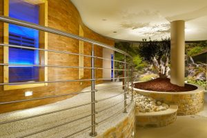 Borgobrufa: un restyling importante per una spa ancora più grande
