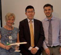 Eva Air debutta sulla Milano-Taipei. Sfida aperta con Cathay