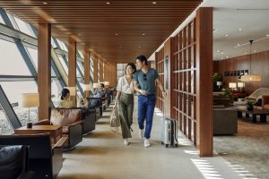 Cathay Pacific, restyling per la lounge al Shanghai Pudong