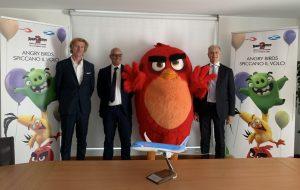 """Neos: decolla il 737-800 con la livrea dedicata al film """"Angry Birds 2"""""""