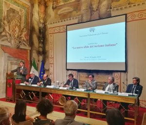 Convegno Le nuove sfide per il futuro del turismo