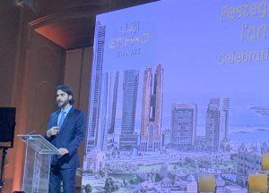 Etihad Airways: il Dreamliner segna l'importanza del mercato italiano
