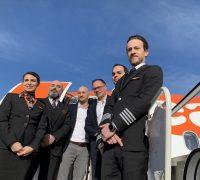 EasyJet, Malpensa protagonista con il primo A321neo. Sostenibilità al top