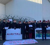 Air Italy: stamattina il presidio in Regione Lombardia