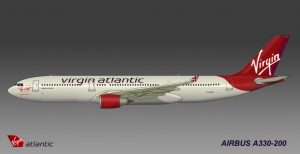 Virgin Atlantic accoglie in flotta i nuovi Airbus A330-200