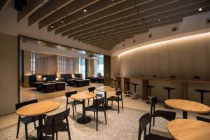 British Airways: nuova lounge a Roma Fiumicino