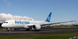 Rotta sulla Sardegna per Air Europa con il volo Madrid-Alghero
