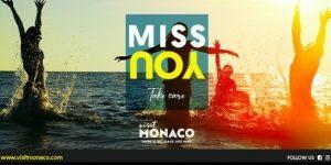Il Principato di Monaco lancia la campagna per i futuri viaggiatori
