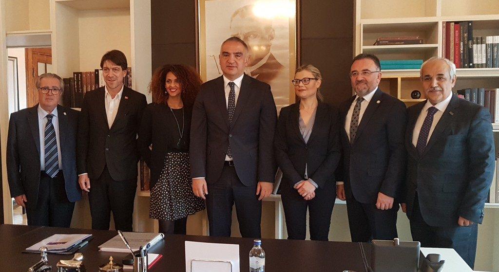 Fiavet ad Ankara con Turkish per rafforzare i rapporti turistici fra i due paesi