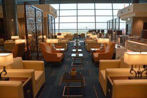 Emirates: nuova lounge da 4 milioni di euro a Roma Fiumicino