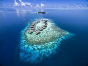 Il Raffles Maldives Meradhoo sarà ufficialmente inaugurato il prossimo 22 settembre