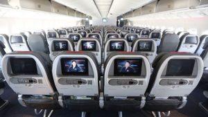 American Airlines include un bagaglio a mano nella Basic Economy