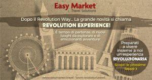 """Easy Market lancia la """"Revolution Experience"""" per adv"""