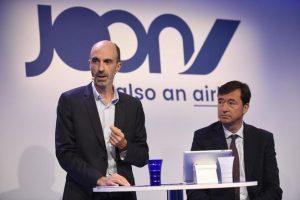 Joon decollerà il 1° dicembre per Barcellona, Berlino, Lisbona e Porto