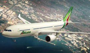 Alitalia potenzia del 50% la capacità sulla Sardegna per le feste