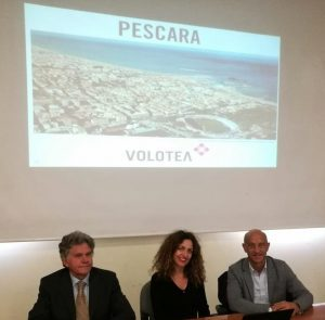 Volotea collega Pescara a Palermo e Cagliari
