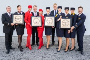 Lufthansa Group conquista quattro Skytrax World Airline Awards