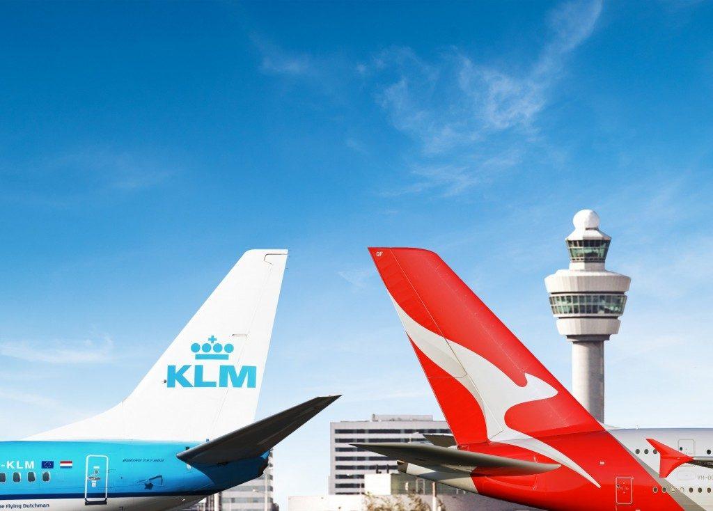 Klm-Qantas, parte l'accordo di codesharing