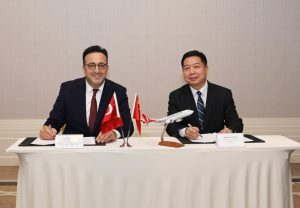 Turkish Airlines lancia i collegamenti su Xi'an