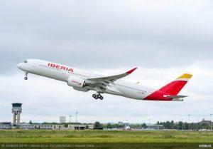 Iberia potenzia le frequenze sull'America Latina. L'A350 anche su Buenos Aires e Chicago