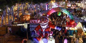 Il Principato di Monaco accende le luminarie del Natale