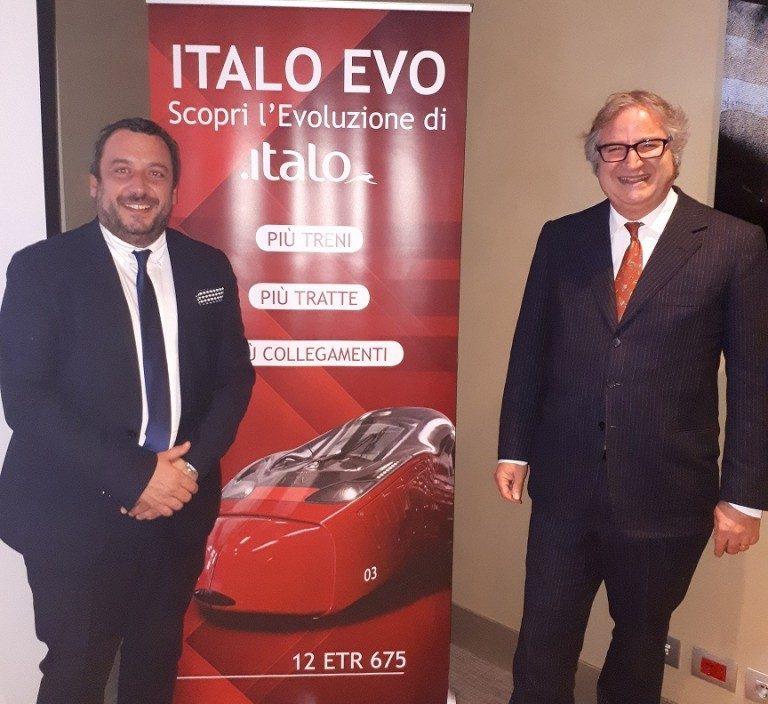 Italo: «Care agenzie, scegliete da che parte stare»