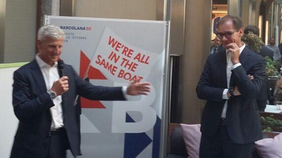 Barcolana 50: «Siamo tutti sulla stessa barca»
