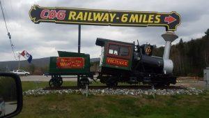 New Hampshire: sul Monte Washington con la ferrovia a cremagliera