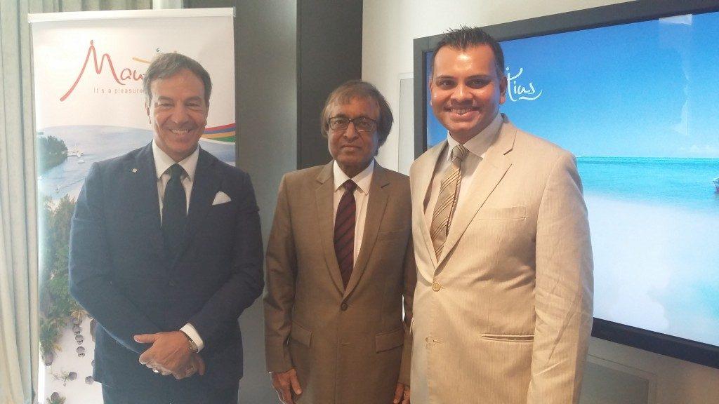 Kumarsingh Gayan, Mauritius: «Con il volo Alitalia una freccia in più al nostro arco»