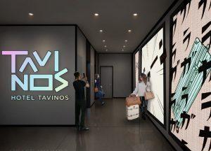 Apre a Tokyo il Tavinos Hotel ispirato ai manga giapponesi e alla cultura pop