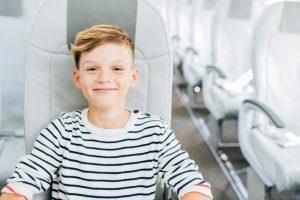 AirBaltic migliora la policy per i minori non accompagnati