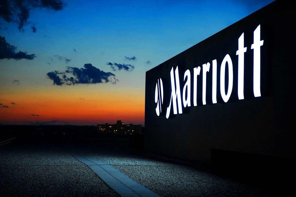 Marriott: profitti in calo ma pesa la possibile multa dell'Ico