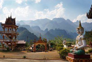 Il Laos di Adventure Overland è musica per gli amanti del trekking