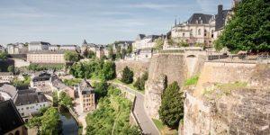 Luxair: ponti di primavera in Lussemburgo con tariffe da 79 euro a/r