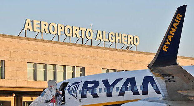 Ryanair chiuderà definitivamente la base di Alghero dalla primavera del 2019