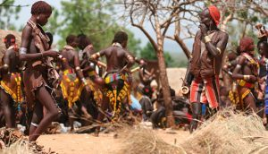 L'Etiopia del Sud di Earth per andare alla scoperta dell'origine della storia dell'uomo