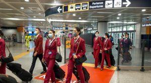 Da Roma Fiumicino a Bari: precauzioni e controlli negli scali per il coronavirus