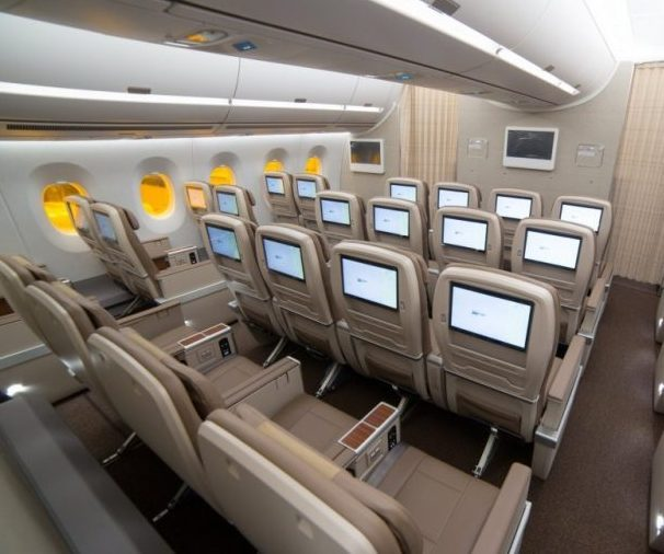 China Eastern Airlines introduce l'A350-900 sulla Roma-Shanghai