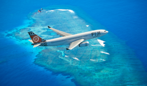 Fiji Airways in codeshare con Japan Airlines
