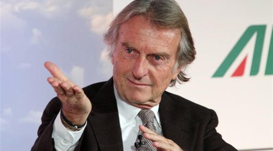 Montezemolo ha lasciato la presidenza di Alitalia. Oggi il cda