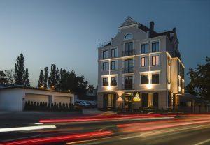 "L'ospitalità del ""Thomas Albert"", boutique hotel a Chișinău"