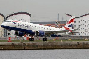 British Airways raddoppia sulla London City-Milano Linate