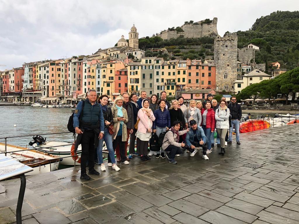 Active Leisure La Spezia Golfo dei Poeti, grande successo per il 1° workshop che ha coinvolto 35 buyer stranieri
