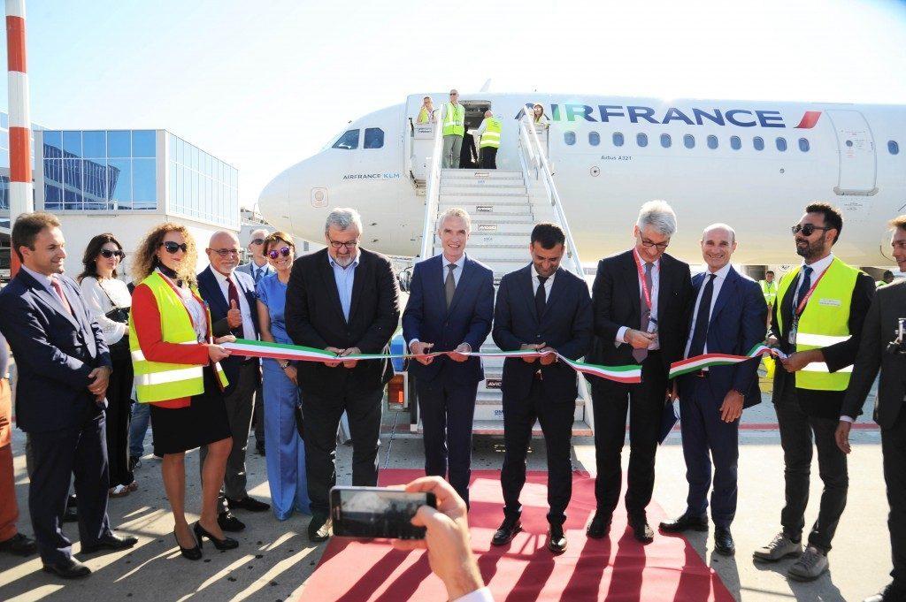 Air France torna a collegare Bari a Parigi