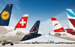 Gruppo Lufthansa: +11% le frequenze da e per l'Italia