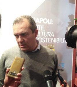 De Magistris, sindaco di Napoli: «Bmt prova della rinascita di Napoli e del Sud»
