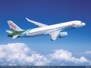 Air Vanuatu si espande e punta sull'Airbus A220